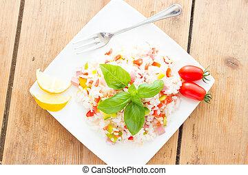 Rice Salad