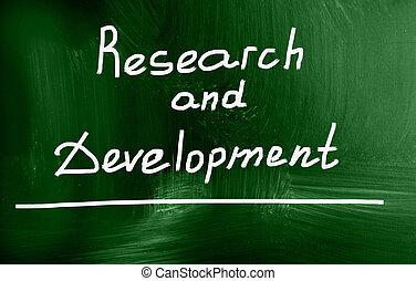 ricerca e sviluppo