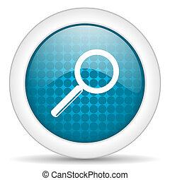 ricerca, icona