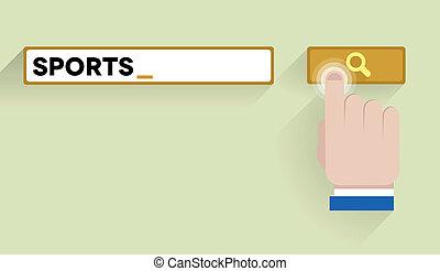 ricerca, sport