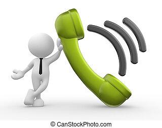 ricevente telefono