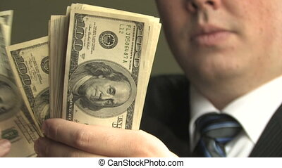 Rich Guy Counts Money 4