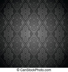Rich seamless wallpaper