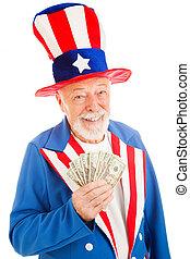 Rich Uncle Sam