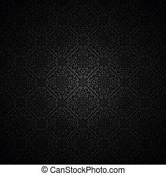Rich vector seamless wallpaper