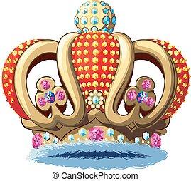 richly, 王冠, 皇族
