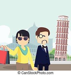 richman and richwoman tour italy