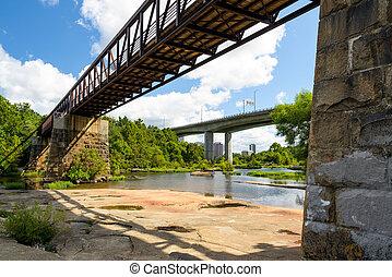 richmond, james river, va.