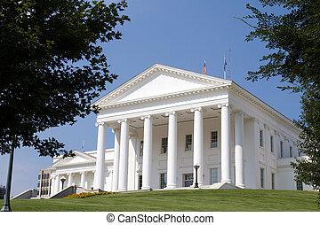 Richmond Virginia State Capital