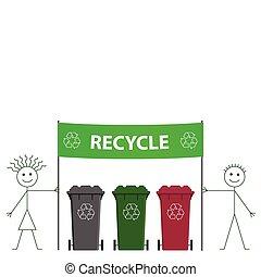 riciclaggio, bandiera