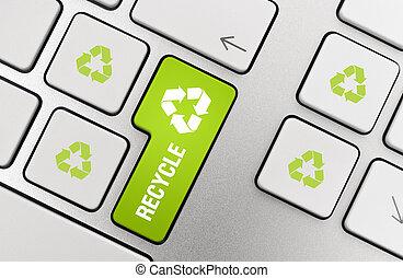 riciclare, concetto