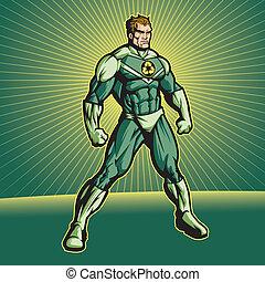 riciclare, eroe, (no, cape)