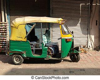 rickshaw taxi - rickshaw taxi in New delhi ,India...