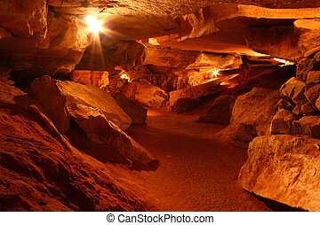 Rickwood Caverns - Alabama