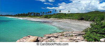 rico, spiaggia, -, guanica, puerto
