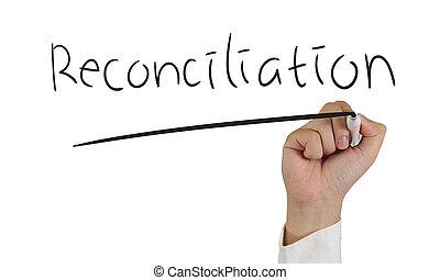 riconciliazione