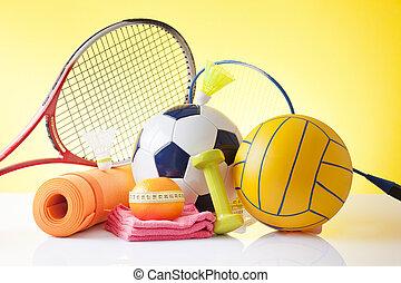 ricreazione, sport, attrezzatura agio