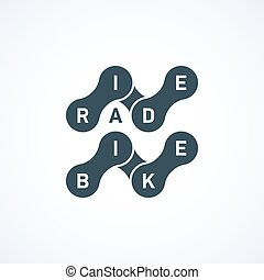 Ride a Bike sign