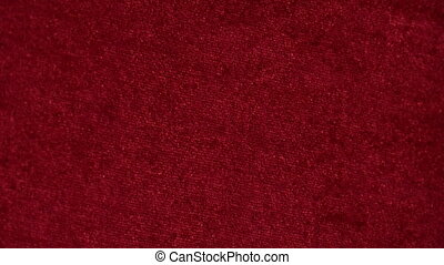 rideau, grand plan, fond, rouges