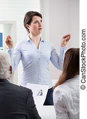 Ridiculous behavior - Young woman's ridiculous behavior on ...