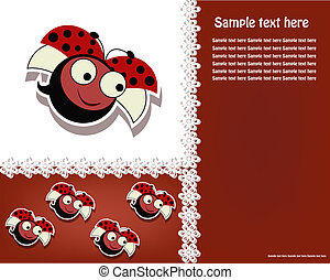Ridiculous ladybugs