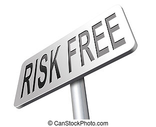 riesgo, libre, zona