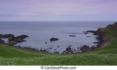 riesig, damm, nordirland
