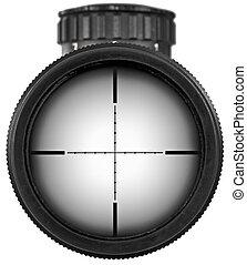 riflescope, ∥で∥, クリッピング道