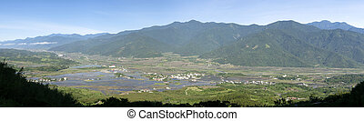 rift valley of panaroma - It is a beautiful rift valley of ...