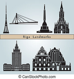 Riga Landmarks