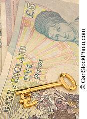 rigdom, nøgle, 4