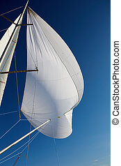 Rigging the symmetric spinnaker - Flying the symmetric ...