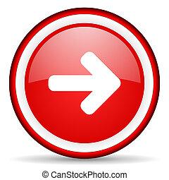 right arrow web icon