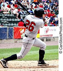 right-handed, baseball teig