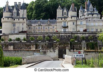 rigny-usse, castel