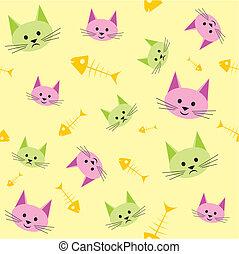 rigolote, chats
