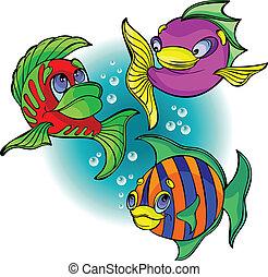 rigolote, fish