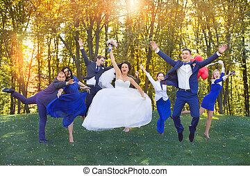 rigolote, invités, mariage