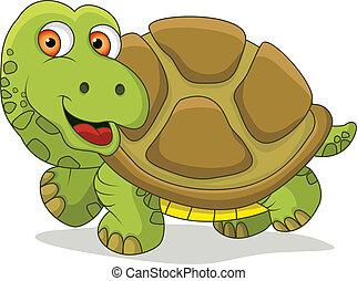 Rigolote taches peinture rigolote gouttes enfants - Image tortue rigolote ...
