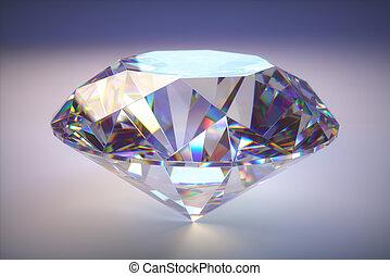 rijkdom, reus, diamant, edelsteen, luxe