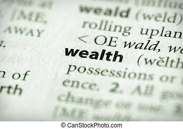 rijkdom