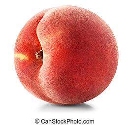 rijp, perzik