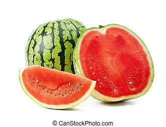 rijp, water-melon