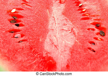 rijp, water-melon