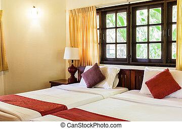 rilassante, camera letto