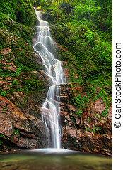 Rimbi falls