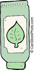 rimedio erbaceo, cartone animato