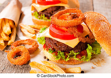 rindfleisch, hamburger