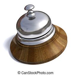 Ring alarm service  bell