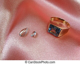 Ring and gems